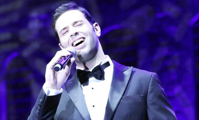 Omar Kamal Opens Lebanon's Beiteddine Festival with Palestinian Flair