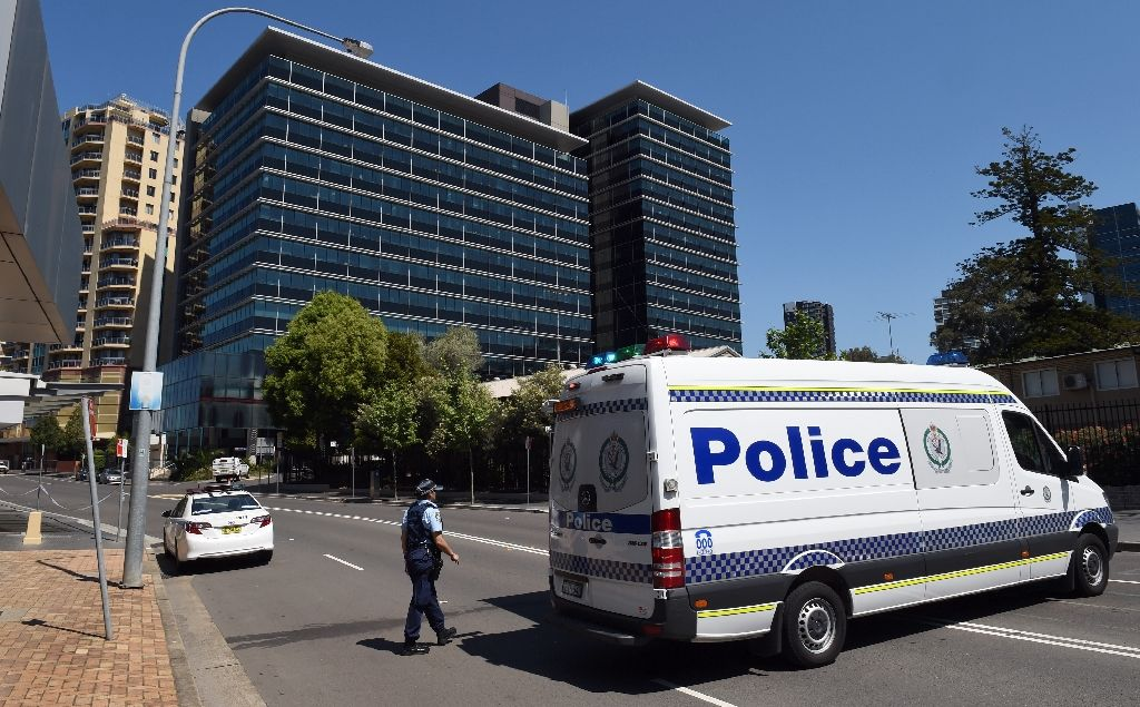 4 Arrested in Sydney Terror Raids