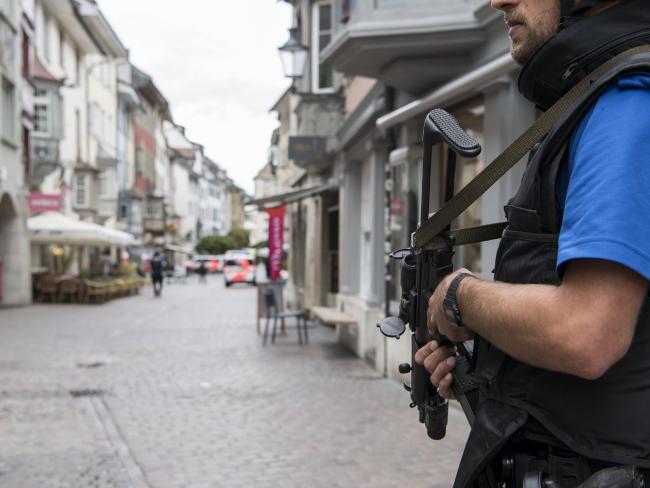 5 Injured in Chainsaw Attack in Switzerland