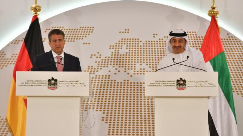 UAE FM Urges Qatar to Stop Funding Terrorism