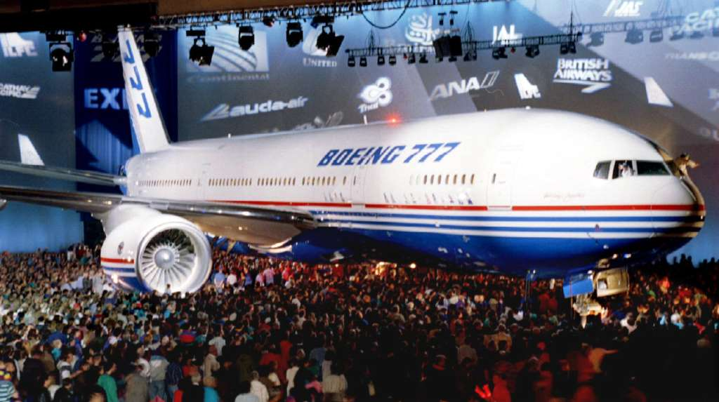 Korean Company Inks  641 billion-won Contract with Boeing