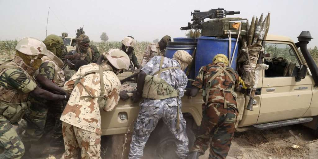 Boko Haram Suspects Arrested as Suicide Bombers Hit Nigeria Camps