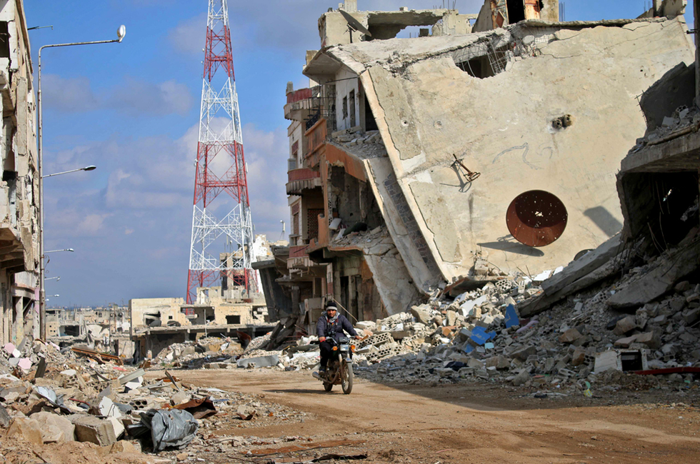 Observatory for Human Rights: Scattered Violations of Southwest Syria Ceasefire