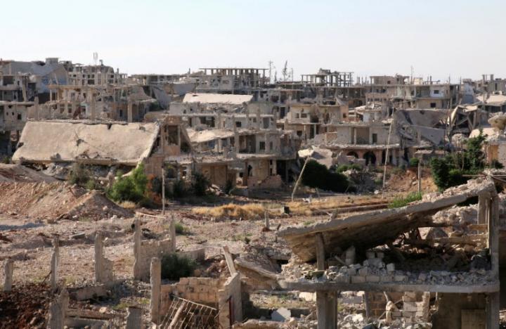 Report: Coalition Killed 603 Civilians in Iraq, Syria