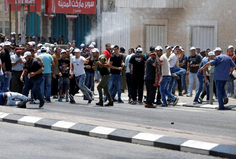 The Palestinian Authority Appeals to International Forces to Protect Jerusalem