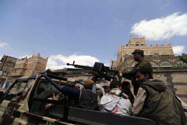 Washington: Yemen's Houthis Hinder Peace Efforts, Positive Signals from Saleh Party over Hodeidah Plan