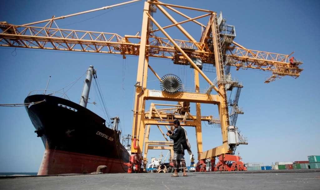 Coalition: Houthis Target of Mokha Port in Yemen Threatens Cholera Aid Flow