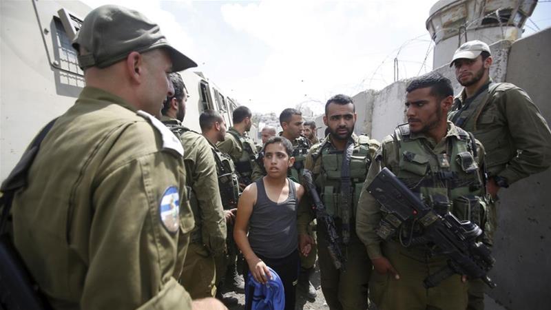 Israeli Forces Make 15  West Bank Arrests