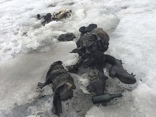 Police Confirm Identity of Swiss Glacier Couple