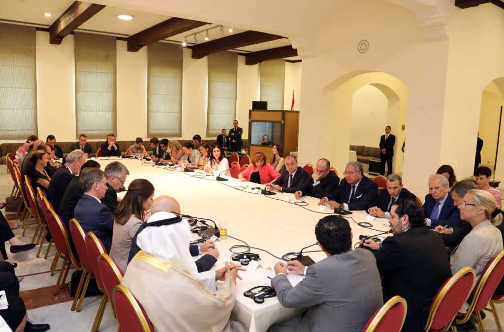 Hariri: We Will, Under No Circumstances, Force Syrian Refugees to Return