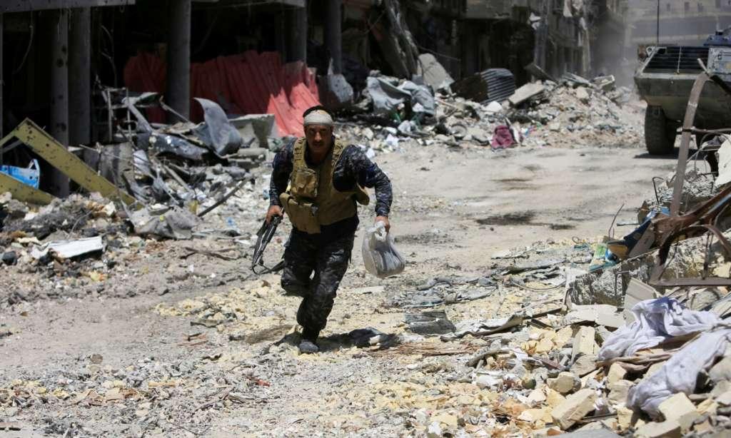 Saudi Arabia Congratulates Iraq on Mosul Liberation