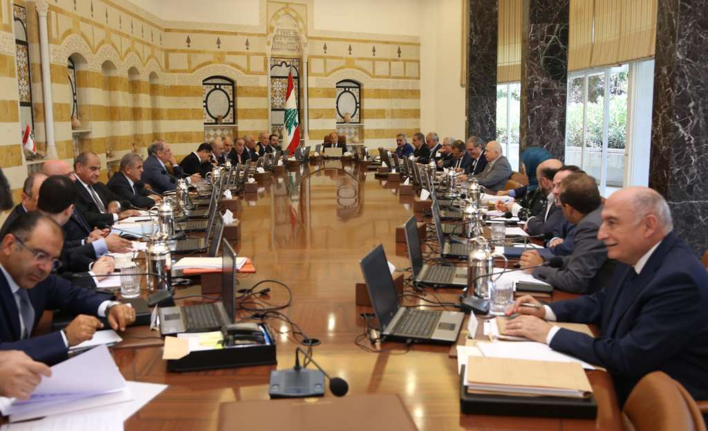 Lebanon Appoints New Ambassadors Based On Political Parties' Quota