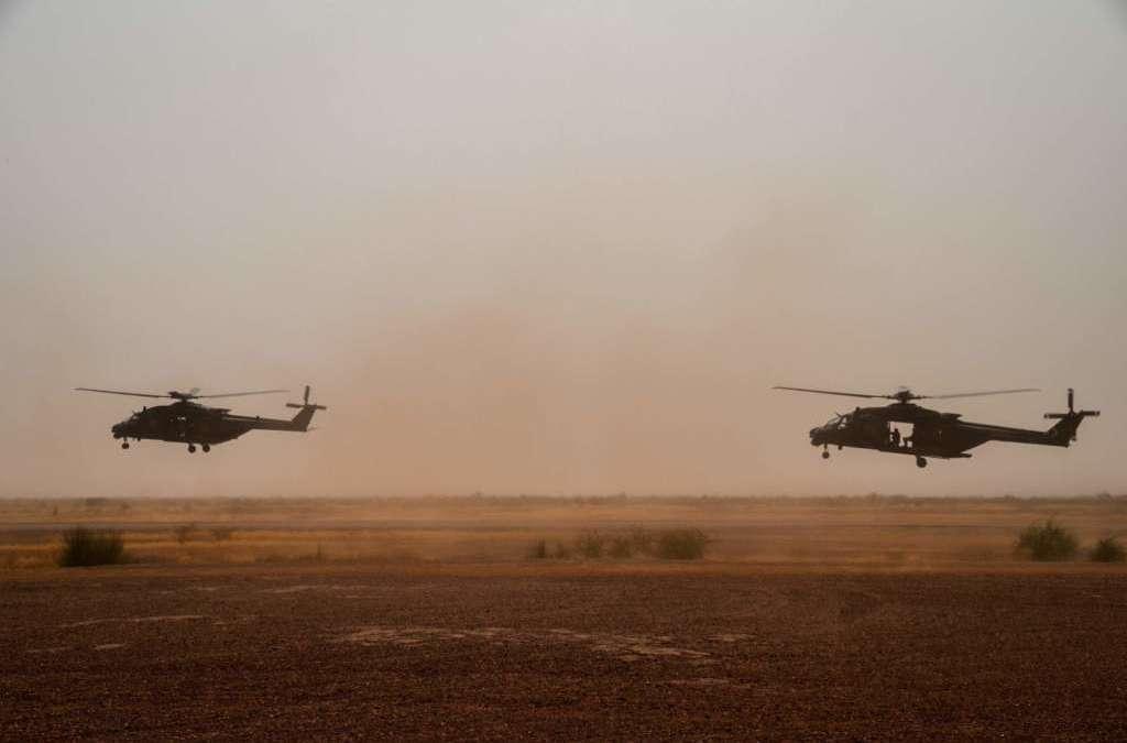 Two German UN Peacekeepers Killed in Mali Chopper Crash