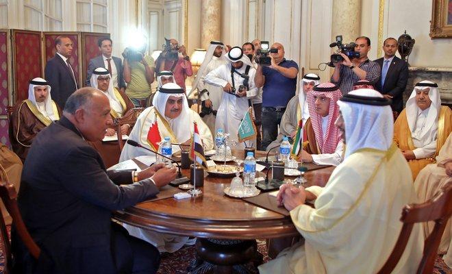 Quartet: Qatar's Response is Negative… its Destructive Role not Tolerated