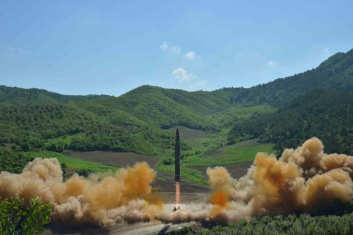 North Korea's Ballistic Gift' To the US