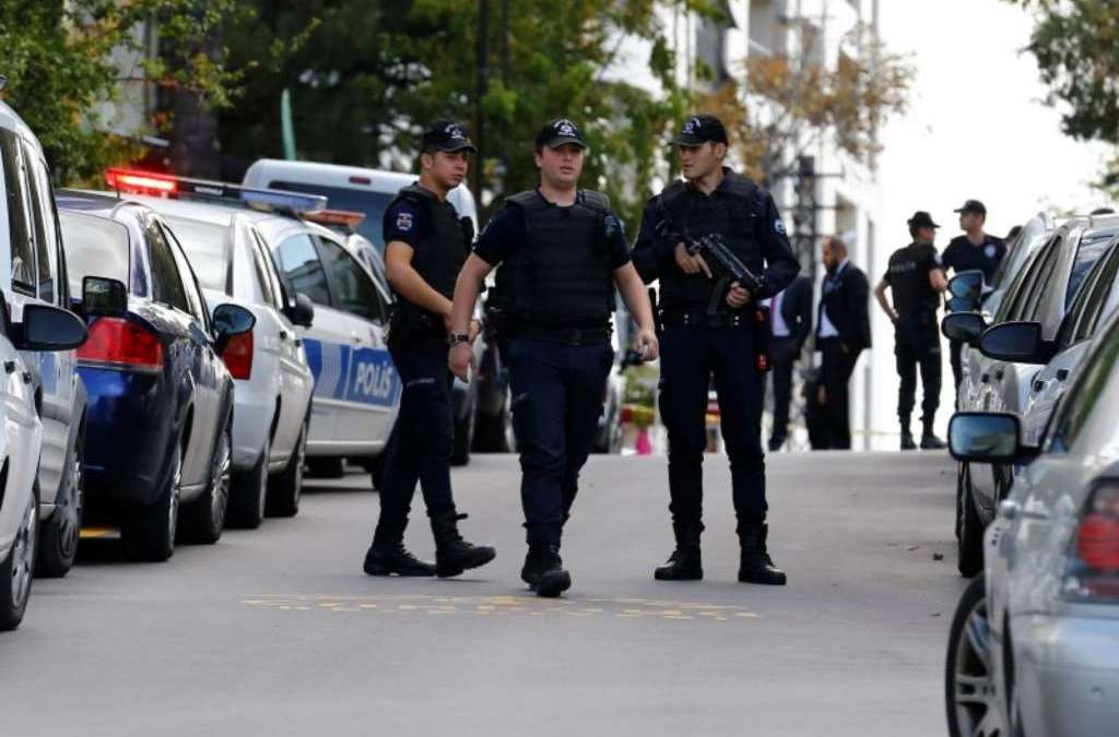 Turkey Detains 44 Terrorists, Including Bomb Attack Planners