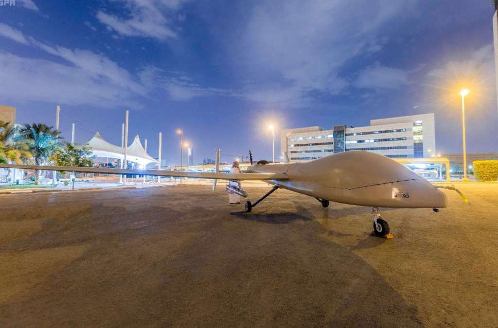 Saudi National Technology Institution Transforms ex-Manned Aircraft to Drone