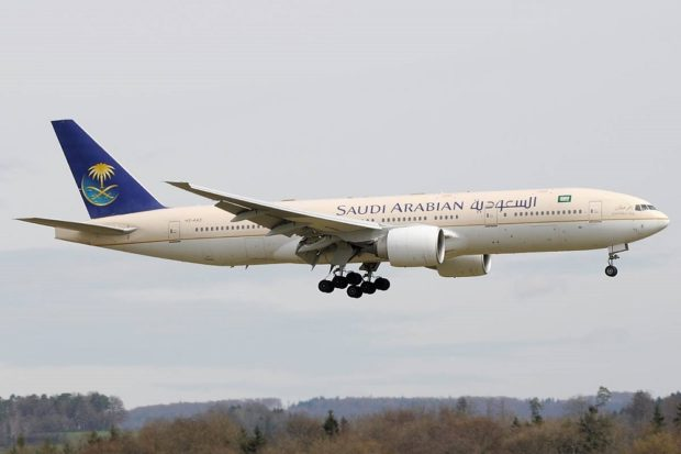 Saudi Airline Says US Laptop Ban Lifted