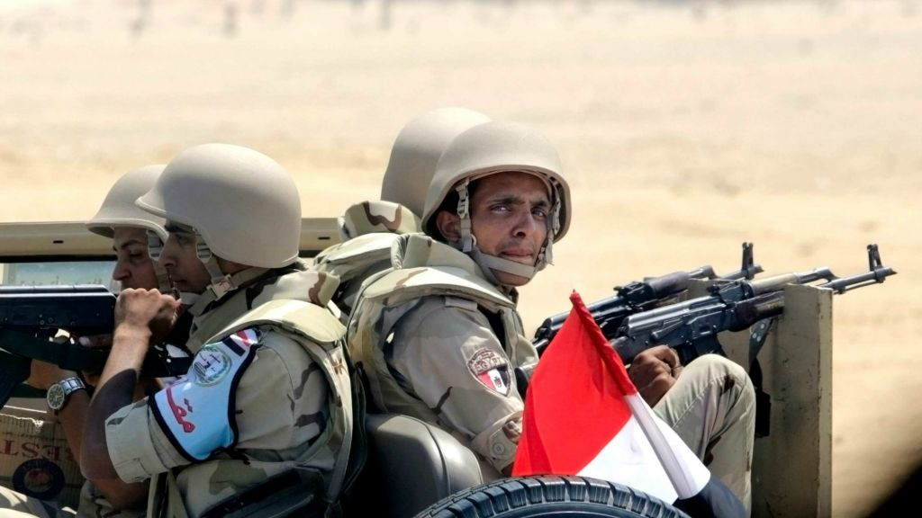 Egypt Military: 30 Extremists Killed in Sinai