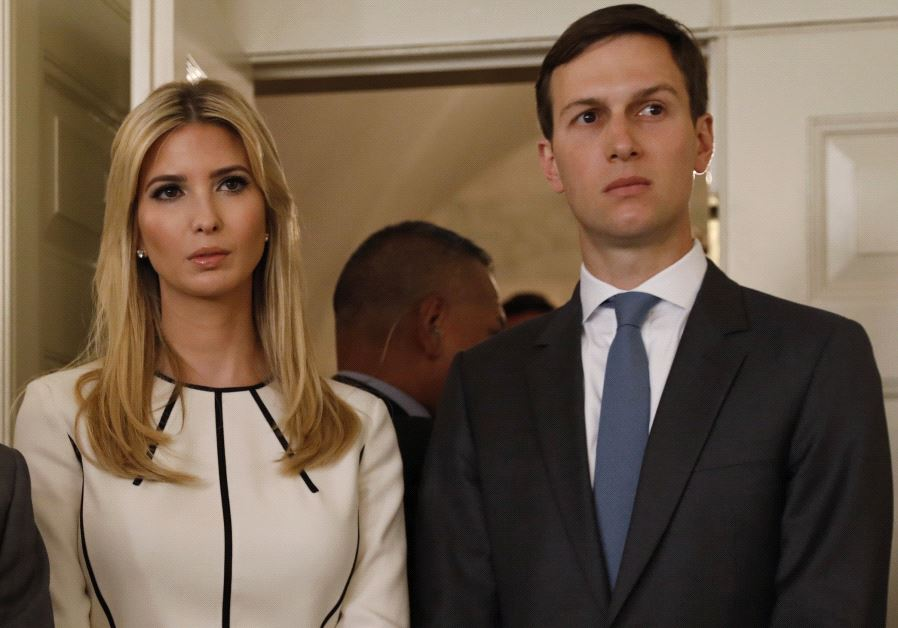 Trump's Son-in-Law Denies Collusion but Says Met Russians 4 Times