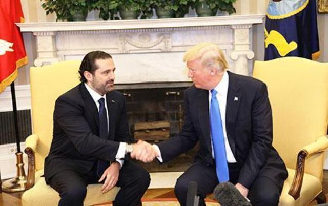 Trump: Hezbollah is Menace to Lebanon, Region
