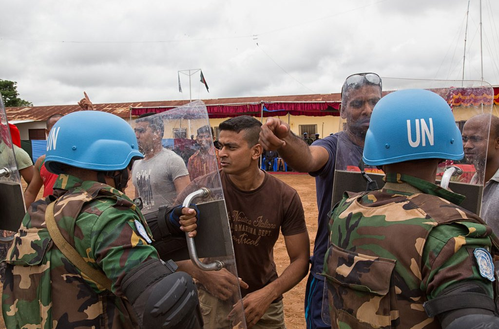 Two Moroccan UN Peacekeepers Killed in C. Africa Attack