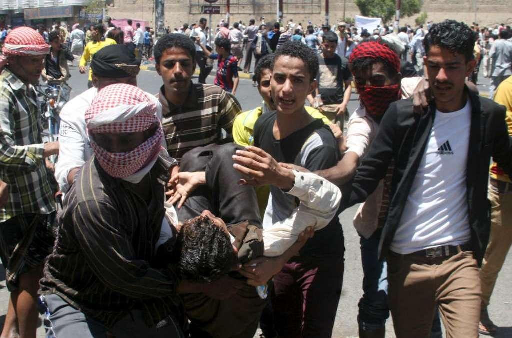 Yemeni Army Controls Khaled Ibn al-Walid Camp