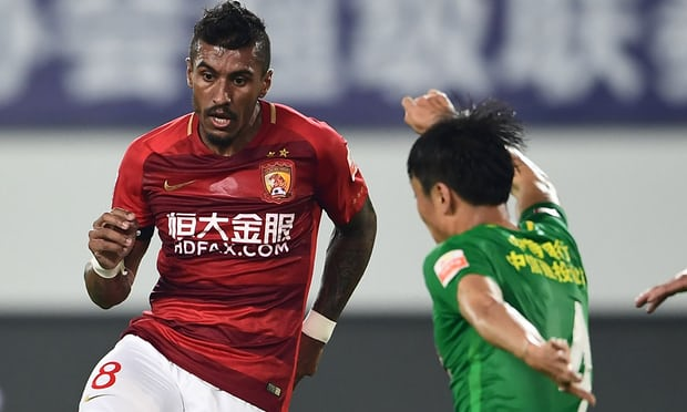 How Paulinho Turned His Career Around to Earn a Dream Move to Barcelona