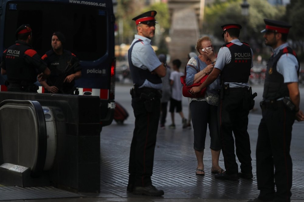 Terror in Spain Shows ISIS Is Down not Out