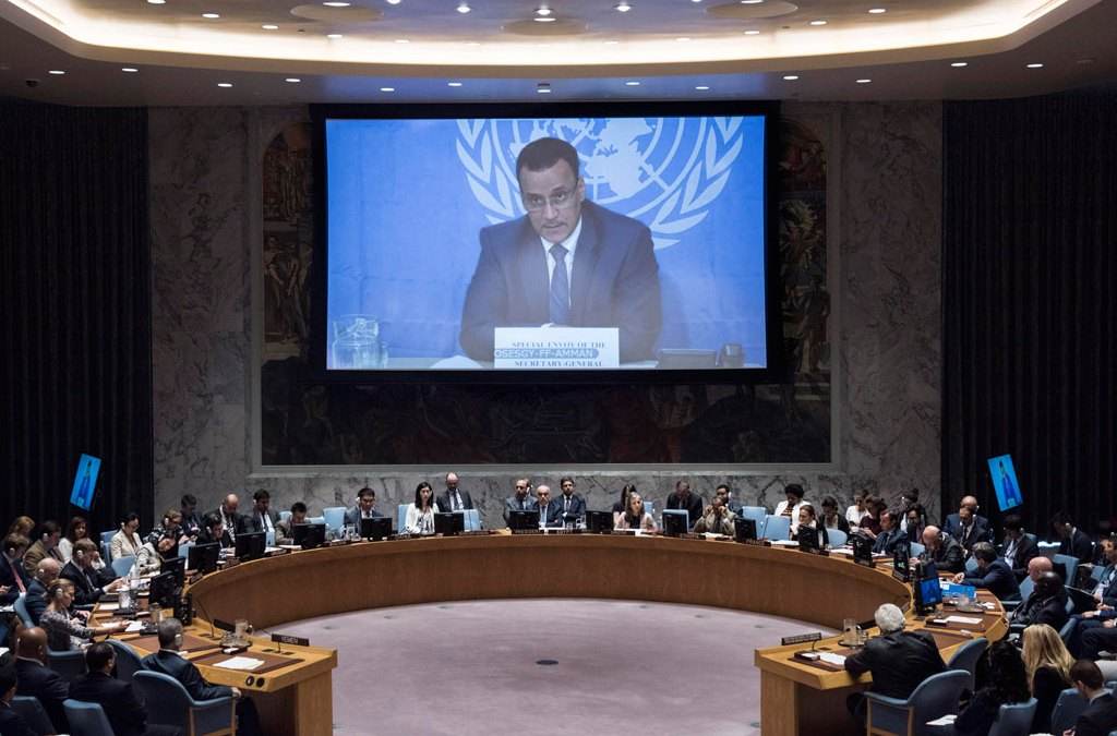 New UN Efforts to Resolve Yemen's Crisis