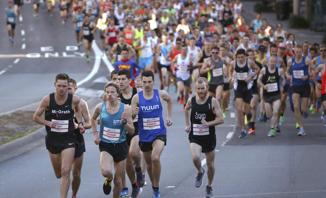 More than 80,000 Hit Sydney Streets in Aid of Charity