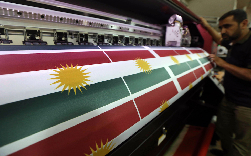 Ankara Using Energy Agreements to Stop Kurdish Independence Referendum