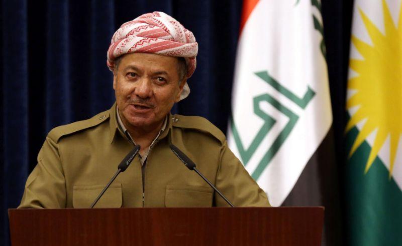Barzani: Kurdistan Will not Accept Dependency, Exclusion