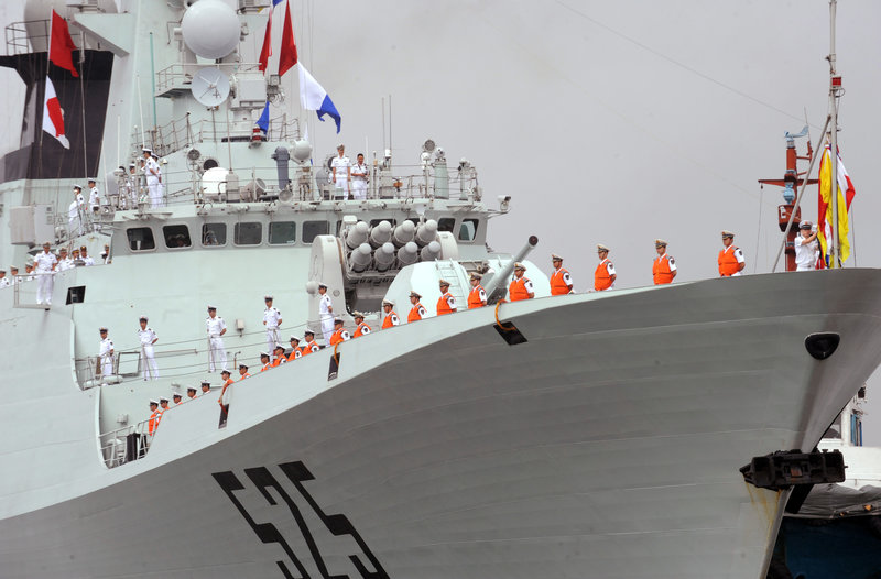 Djibouti Hosts First Chinese Overseas Mission