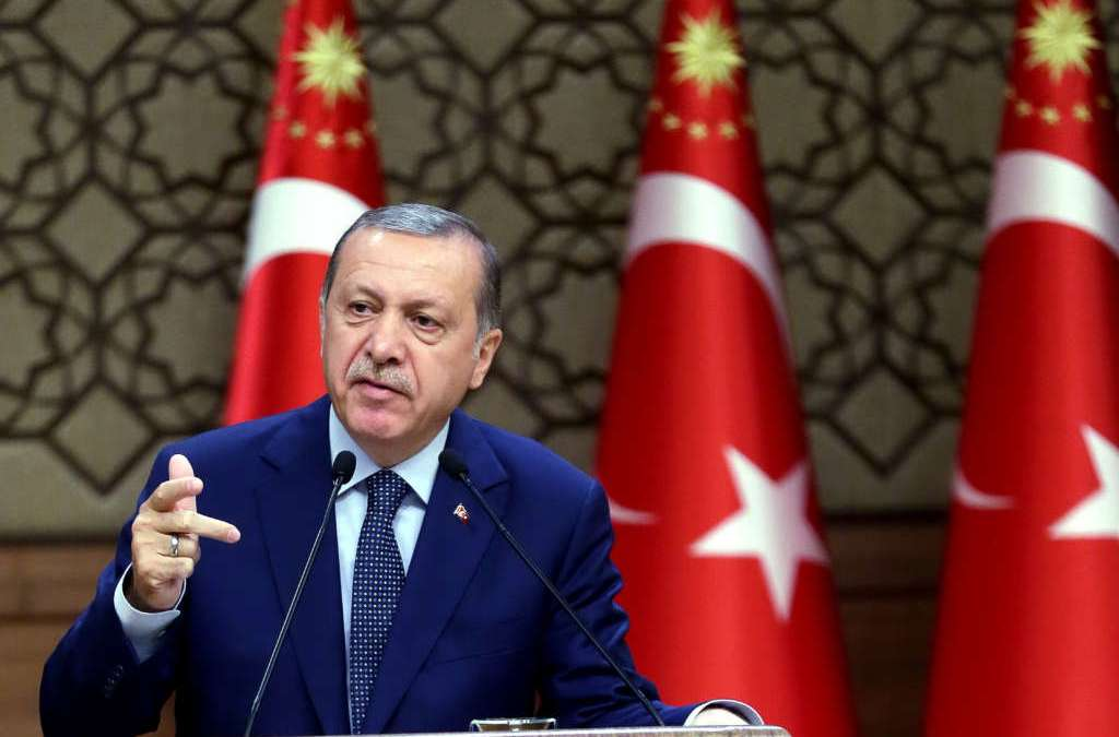 Erdogan: Possible Turkish-Iranian Operation against Kurdish Groups