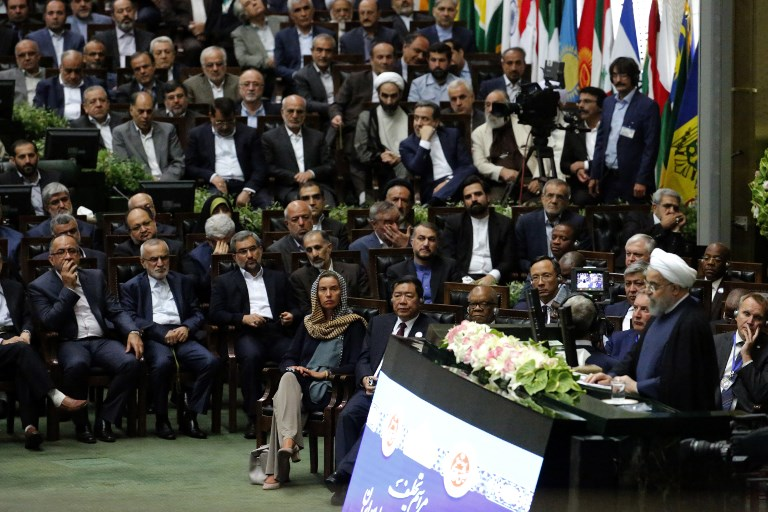 Women, Minorities Absent in Rouhani's New Government Lineup