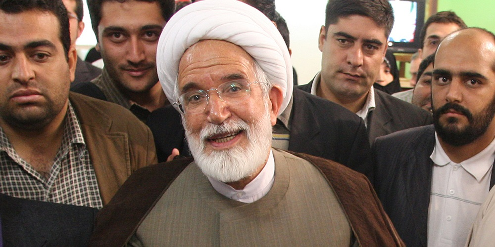 Karoubi's Hunger Strike Forces Iranian Government to Comply with His Demands