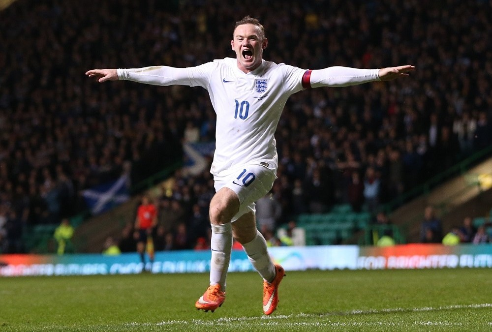Gareth Southgate: Wayne Rooney Stood out Even among Golden Generation
