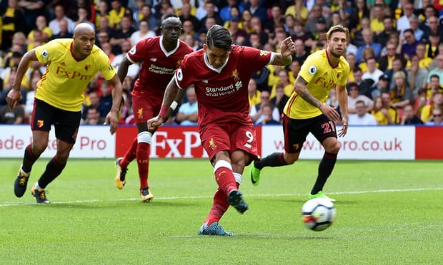 Roberto Firmino Stands Tall for Liverpool Amid Familiar Defensive Frailties