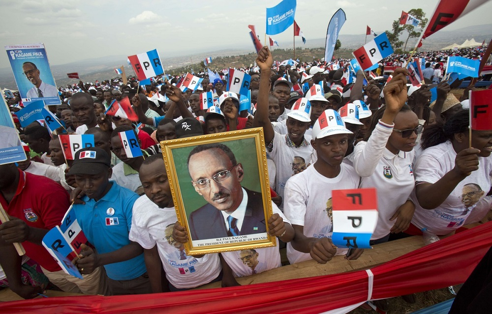 Kagame Re-Elected Rwanda President for Third Time