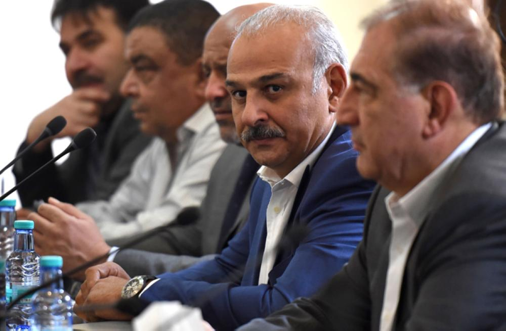 Syrian Opposition Meetings in Riyadh Start with Limited Hopes for Consensus