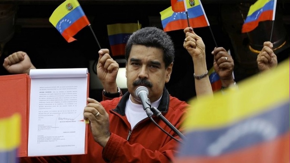 Maduro Delays Inauguration of New Assembly amid Vote Fraud Accusations