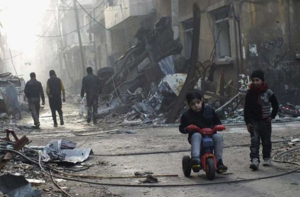 Russia Attached to 'Political Partnership' In Syria