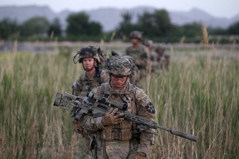 US President Likely to Increase Troops in Afghanistan