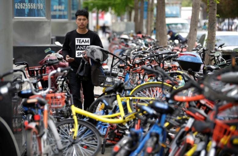 China Puts out National Guideline for Bike-Sharing Operations