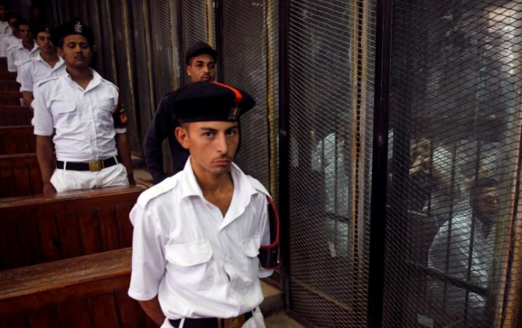 Egyptian Court Sentences 12 to Death Penalty, 140 for Life in Prison