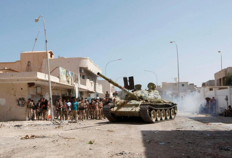 Italy Calls UN Support for International Libyan Initiatives