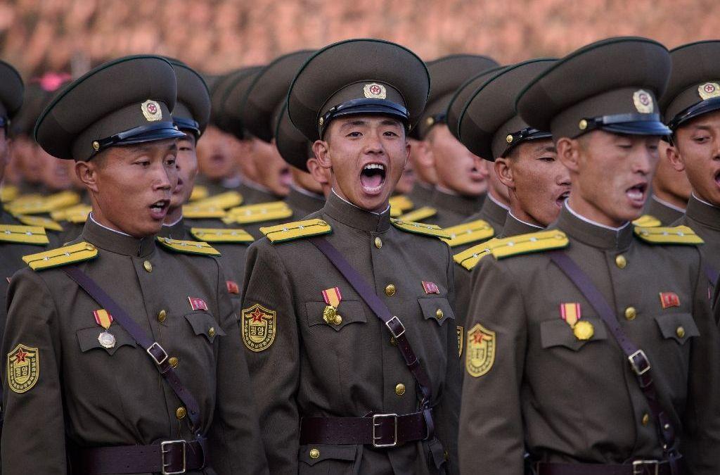 N.Korea Fires Short-range Missiles amid S.Korea-US Drills