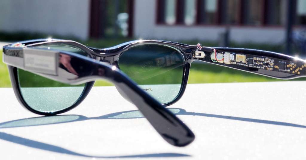 New Sunglasses Can Harvest Solar Power