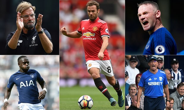 Premier League: 10 Talking Points from the Opening Weekend's Action